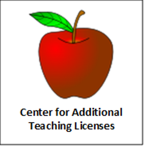 Picture for category Center for Additional Teaching Licenses